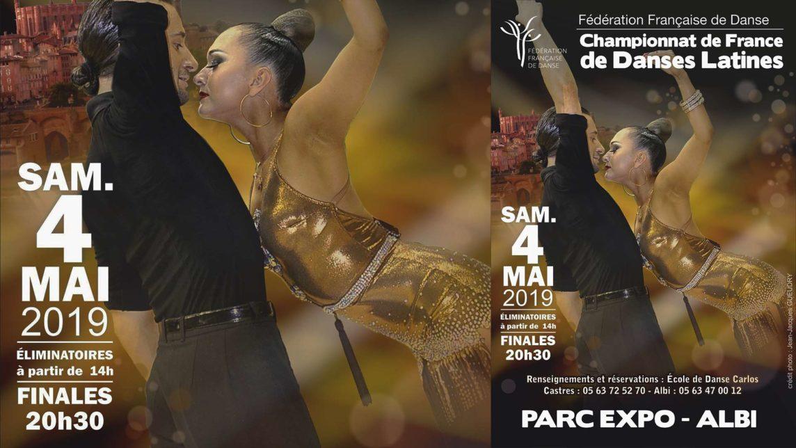Championnat de France de Danses Latines